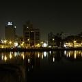 303運河旁夜景
