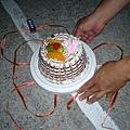 小而美的生日蛋糕