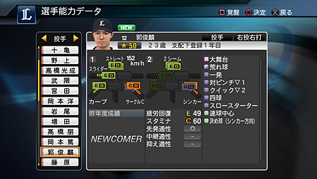 Professional BaseBall Spirits 2015_4