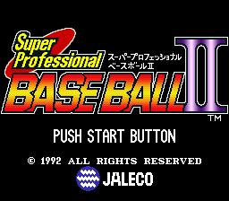 Super Professional Baseball II (J)-20110606-073535.png