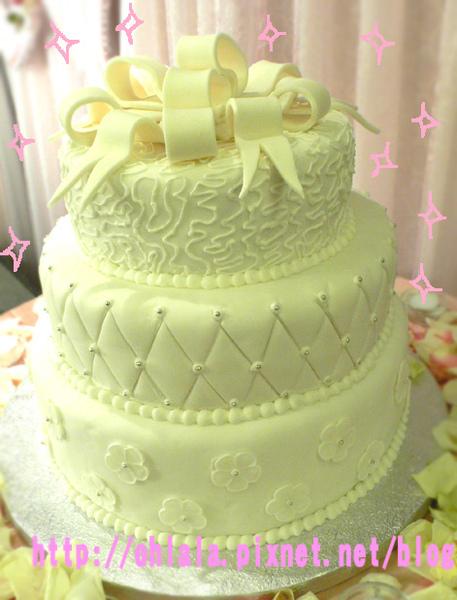 朋友的結婚蛋糕