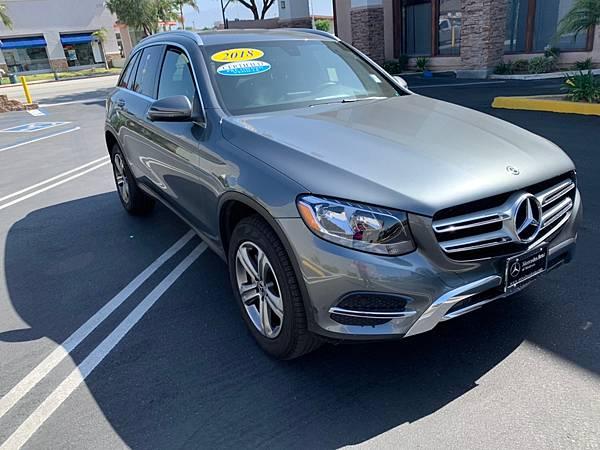 2018 Mercedes Benz GLC300 VINJV034652_200528_0036
