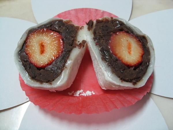 我還是愛草莓大福~