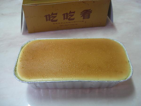 誘人的cheese cake