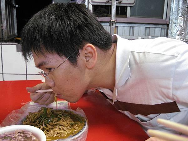 超愛羊肉炒麵