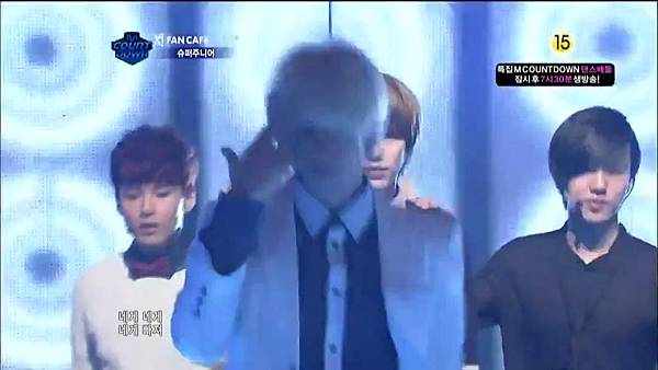 110825 Super Junior Mr. Simple + Sorry Sorry @M! Countdown - YouTube.mp40051
