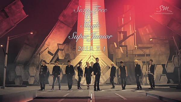Super Junior_Sexy, Free & Single_Music Video Teaser - YouTube.mp40557