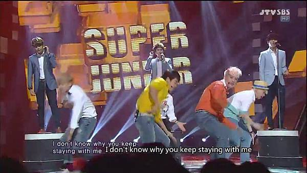 【HD繁中字】120708 Super Junior - From U @ Comeback Stage - YouTube.mp42566