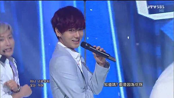 【HD繁中字】120708 Super Junior - From U @ Comeback Stage - YouTube.mp45337
