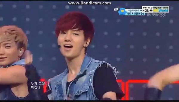 [HD] 120729 Super Junior - Sexy, Free & Single - YouTube(1)[16-26-53]