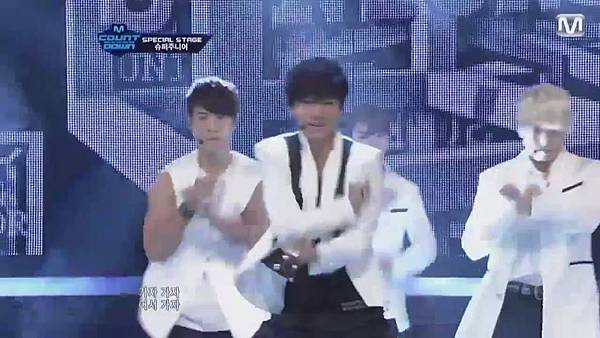【HD 720p Live】120802 Super Junior - Mr.Simple (Special Stage) @ M! Countdown - YouTube.mp40302