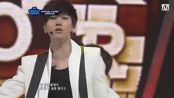 【HD 720p Live】120802 Super Junior - Sexy, Free & Single + SPY (Special Stage) @ M! Countdown - YouTube.mp41002
