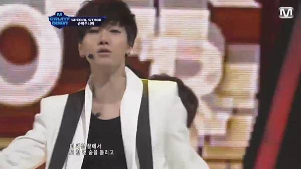 【HD 720p Live】120802 Super Junior - Sexy, Free & Single + SPY (Special Stage) @ M! Countdown - YouTube.mp41003