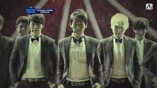 【HD 720p Live】120802 Super Junior - Sexy, Free & Single + SPY (Special Stage) @ M! Countdown - YouTube.mp41904