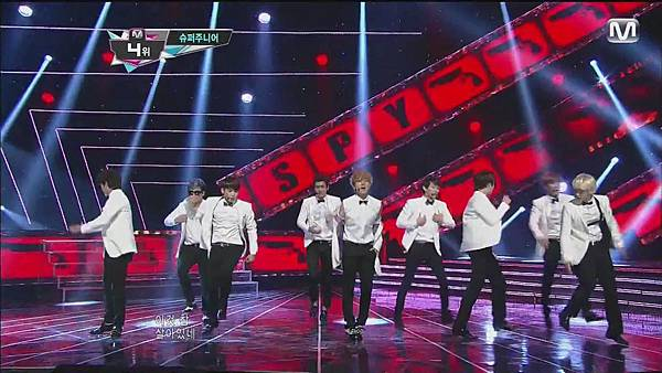 120830 SUPER JUNIOR - Sexy, Free & Single + SPY @ M countdown Special Stage - YouTube.mp40128