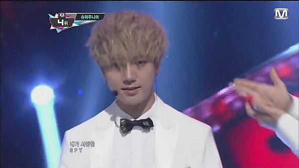 120830 SUPER JUNIOR - Sexy, Free & Single + SPY @ M countdown Special Stage - YouTube.mp40182