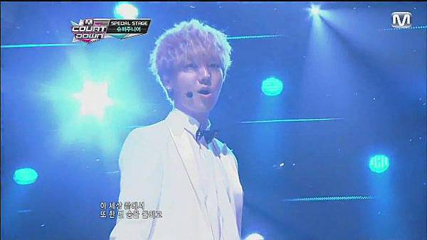 120830 SUPER JUNIOR - Sexy, Free & Single + SPY @ M countdown Special Stage - YouTube[21-09-24]