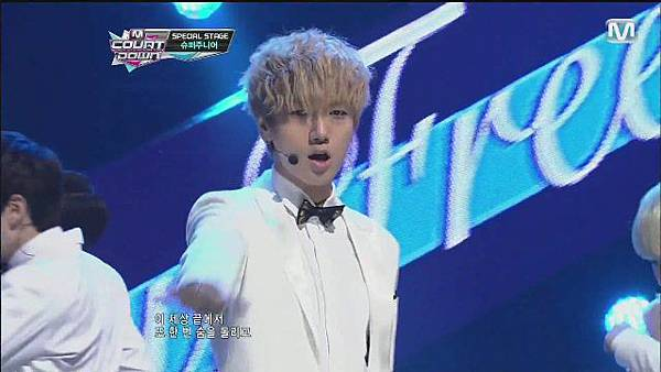 120830 SUPER JUNIOR - Sexy, Free & Single + SPY @ M countdown Special Stage - YouTube[21-09-07]
