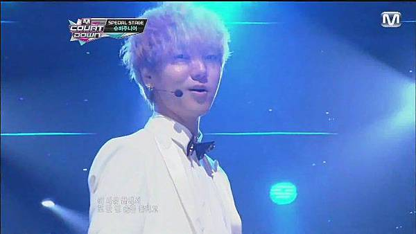 120830 SUPER JUNIOR - Sexy, Free & Single + SPY @ M countdown Special Stage - YouTube[21-09-47]