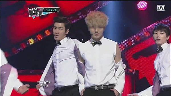 120830 SUPER JUNIOR - Sexy, Free & Single + SPY @ M countdown Special Stage - YouTube[21-11-00]