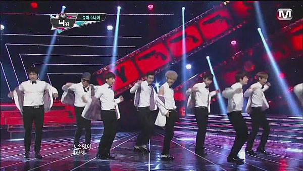 120830 SUPER JUNIOR - Sexy, Free & Single + SPY @ M countdown Special Stage - YouTube[21-11-15]