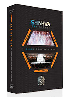 2012 Shinhwa Grand Tour in Seoul The Return