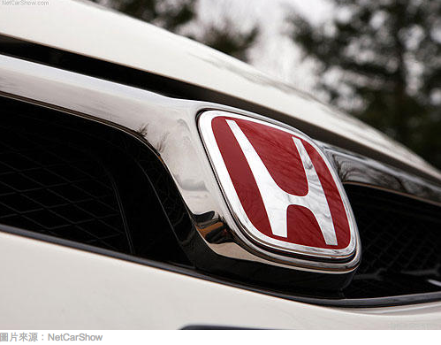 Honda Civic 紅LOGO