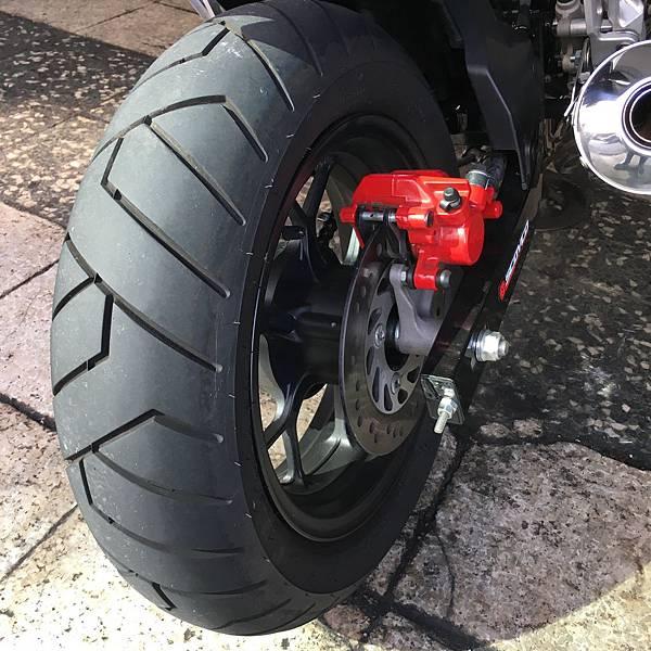 msx125原廠胎Vee Rubber