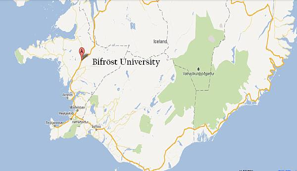 Bifröst University 地圖.bmp