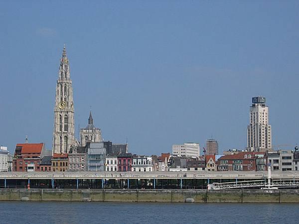 Skyline_Antwerpen