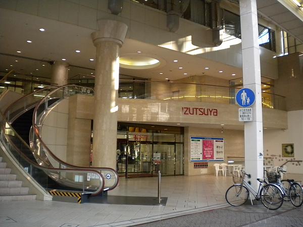 商店街內的百貨公司.JPG