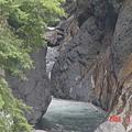 廬山溫泉頭的野溪