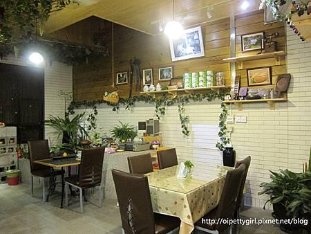 黑麥田鄉村烘焙餐廳9