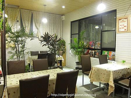 黑麥田鄉村烘焙餐廳10