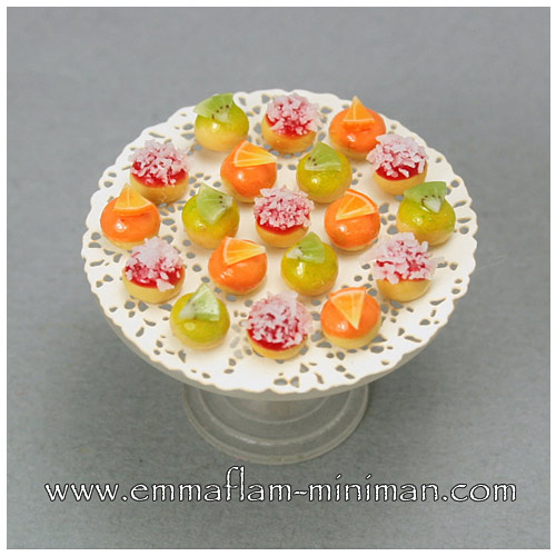 Petits Fours - Fruity