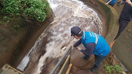 水污監控加重罰鍰 事業廢水將可上網查