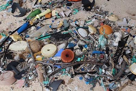 垃圾密度全球第一 太平洋無人島淪垃圾島6a2b6348
