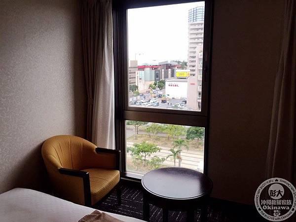 住宿篇 - 自由花園酒店Libre Garden Hotel_那霸新都心 (7).jpg