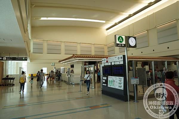 沖繩機場-離境篇 (2).JPG