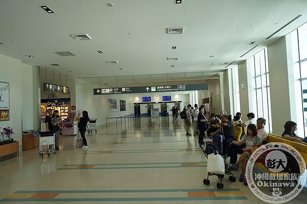 沖繩機場-離境篇 (5).JPG
