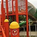 團友的奧武山公園適齡標示