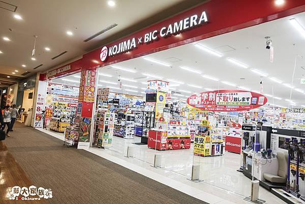KOJIMA x BIC CAMERA NAHA 來客夢00.jpg