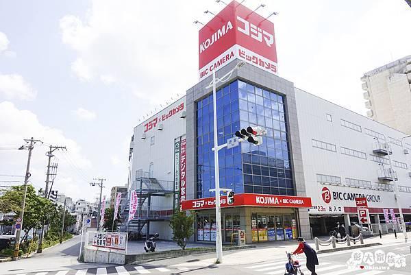 KOJIMA x BIC CAMERA NAHA 那霸店03.jpg