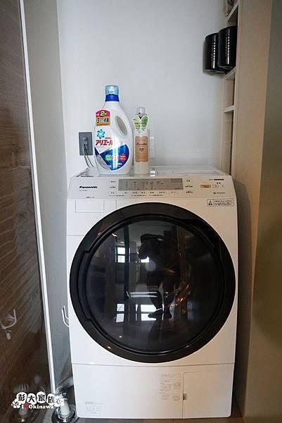 HOTEL Viviana 房間 洗衣機1.jpg