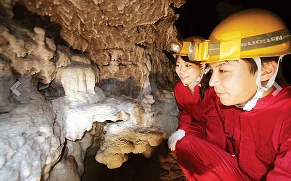 南島洞窟探險1