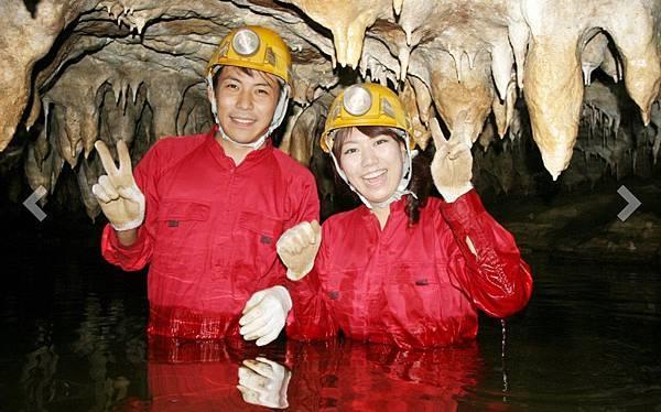 南島洞窟探險2