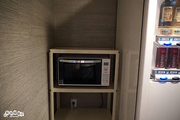 3F 販賣機+微波爐