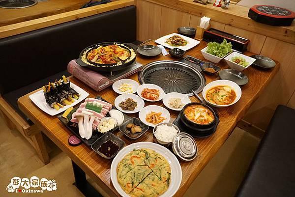 韓國燒肉 Kan Ryu Wen 4人套餐