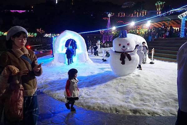 沖繩兒童王國Okinawa Zoo & Musuem 冬季限定點燈活動20181229