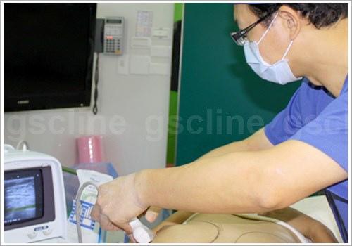 男性女乳超音波檢查